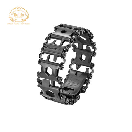 Multifunzioni Bracciale Leatherman Tread Black